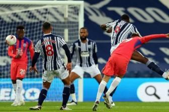 Chelsea thoát thua trước West Brom sau khi bị dẫn ba bàn