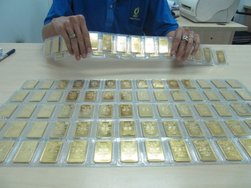 Giá vàng hôm nay 27-9: Chốt tuần trồi sụt mạnh nhất trong tháng