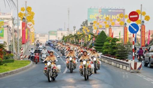 Tăng cường các giải pháp đảm bảo trật tự an toàn giao thông