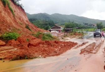 Cảnh báo lũ quét, sạt lở đất ở vùng núi phía bắc