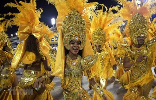 Brazil lần đầu tiên không tổ chức lễ hội Carnival Rio de Janeiro