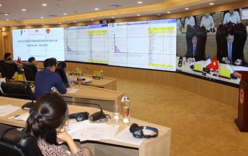 Hội nghị trực tuyến Việt Nam - Pháp về những xu hướng đầu tư mới