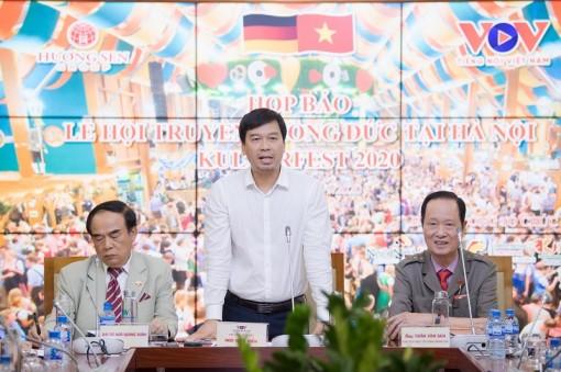 Đặc sắc tại Lễ hội văn hóa Việt - Đức Kulturfest 2020