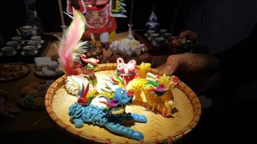 Làm sống lại đồ chơi trung thu cổ của Hà Nội