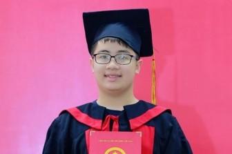 Huy chương vàng Olympic Toán quốc tế đặc biệt của cậu học trò lớp 10