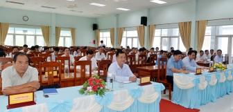 Châu Thành: Tập trung phát triển kinh tế - xã hội 3 tháng cuối năm 2020