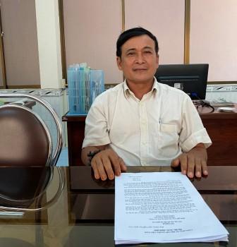 Không giải quyết yêu cầu của ông Dương Văn Mến