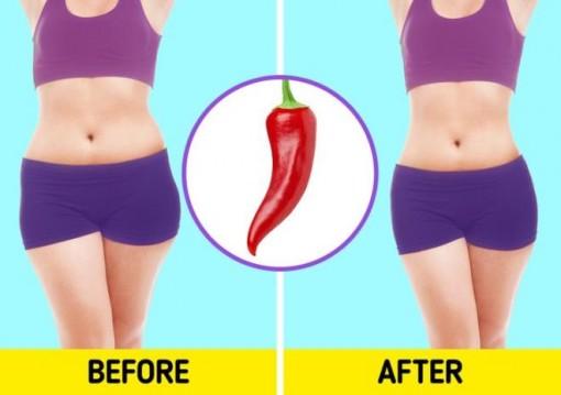 Ăn cay giúp giảm cân và tăng tuổi thọ