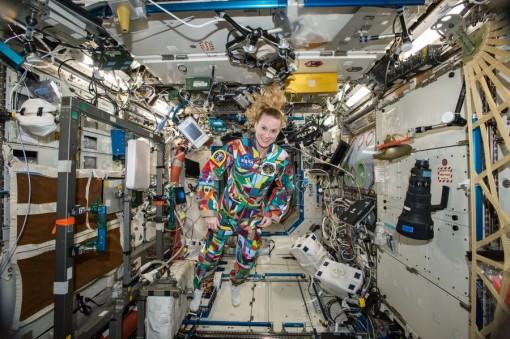 Phi hành gia bỏ phiếu bầu cử từ trạm ISS cách Trái Đất gần 400 km