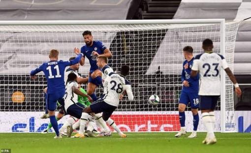 Timo Werner ghi bàn, Chelsea vẫn bị loại khỏi Cúp Liên đoàn Anh