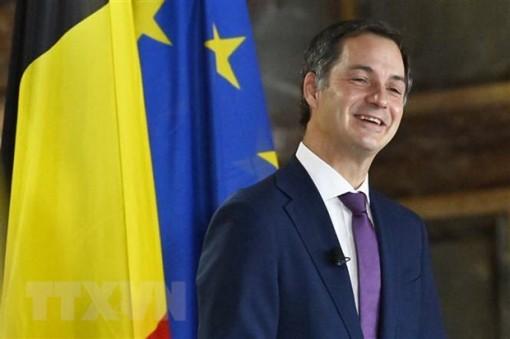 Thủ tướng Nguyễn Xuân Phúc chúc mừng tân Thủ tướng Vương quốc Bỉ