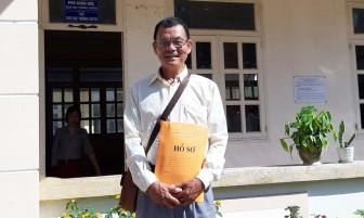 Ông Dương Văn Bảy – Ước mơ vào đại học ở tuổi U.60
