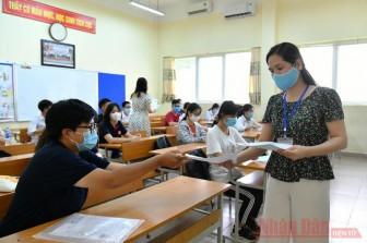 Bộ GD-ĐT tăng cường kiểm tra công tác tuyển sinh bổ sung của các trường đại học