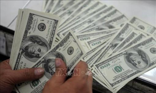 Tỷ giá trung tâm giảm tiếp 5 đồng