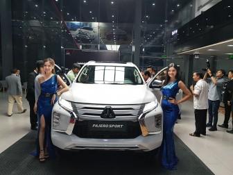 Ra mắt xe Mitsubishi Pajero Sport 2020