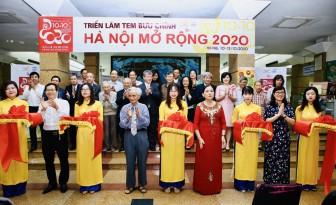 Nhiều bộ tem quý, hiếm tại triển lãm Tem bưu chính Hà Nội mở rộng 2020