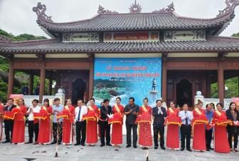 Khánh thành Đền thờ Anh hùng dân tộc Nguyễn Trung Trực