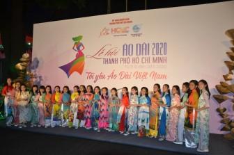 Đặc sắc Lễ khai mạc Lễ hội Áo dài TP Hồ Chí Minh lần thứ 7