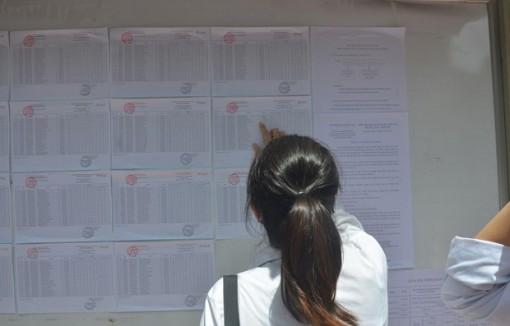 Các đợt xét tuyển đại học bổ sung sẽ được triển khai sau ngày 14-10