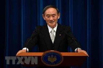 Thủ tướng Nhật Bản Yoshihide Suga xác nhận chuyến thăm tới Việt Nam