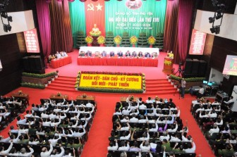 Nhiều Đảng bộ trực thuộc Trung ương khai mạc Đại hội