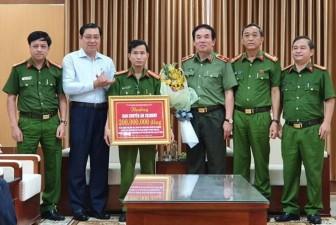 Đà Nẵng: Triệt phá đường dây đánh bạc qua mạng hơn 10.000 tỉ đồng