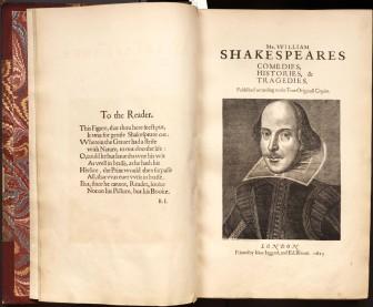 Bản sao tuyển tập kịch đầu tiên của Shakespeare được bán với giá kỷ lục