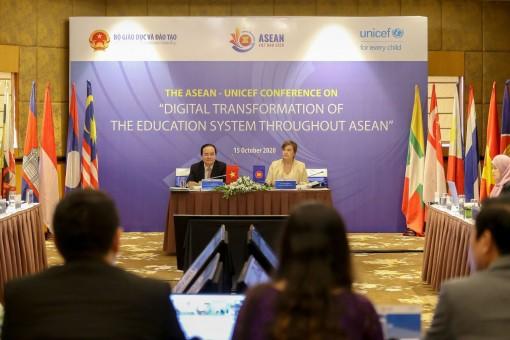 Việt Nam cùng các nước ASEAN họp bàn phát triển năng lực kỹ thuật số cho thế hệ trẻ