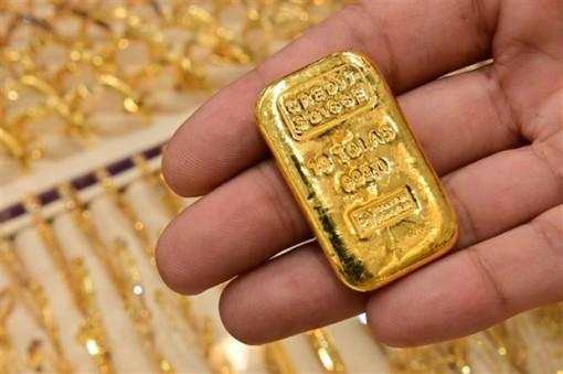 Giá vàng châu Á mất ngưỡng 1.900 USD phiên chiều 15-10