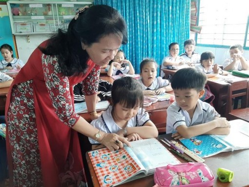 Điều chỉnh nội dung SGK Tiếng Việt lớp 1 của bộ sách Cánh Diều