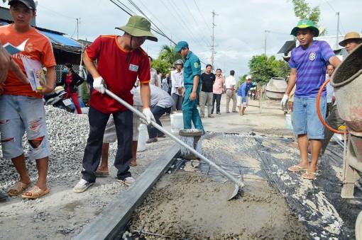 Phát huy vai trò Hội Nông dân trong xây dựng nông thôn mới