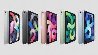 Apple bắt đầu tiếp nhận đơn đặt hàng trước iPad Air mới