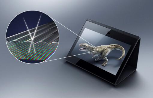 """Sony gây chú ý với màn hình 3D """"siêu thực tế"""" trị giá 5.000 USD"""
