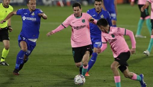 Barca thua trận đầu thời Ronald Koeman