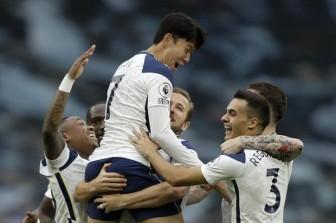Dẫn trước 3-0, Tottenham vẫn phải 'nếm trái đắng' trước West Ham