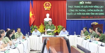 Ban Chỉ đạo 389 tỉnh tổ chức Hội thảo thực trạng và giải pháp nâng cao hiệu quả công tác phòng, chống buôn lậu thuốc lá