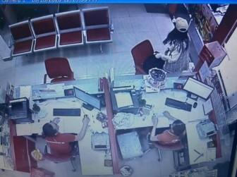 Khởi tố, bắt tạm giam cô gái dọa nổ bom, cướp 2,1 tỷ đồng ở ngân hàng