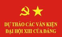 Dự thảo các văn kiện Đại hội XIII của Đảng để lấy ý kiến Nhân dân