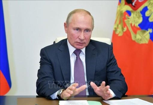 Tổng thống Nga khẳng định vai trò không thể thay thế của Liên hợp quốc