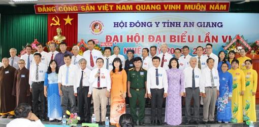 Đại hội đại biểu Hội Đông y tỉnh An Giang lần thứ VI (nhiệm kỳ 2020 – 2025)