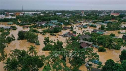 Đã ghi nhận 133 người chết và mất tích do mưa lũ