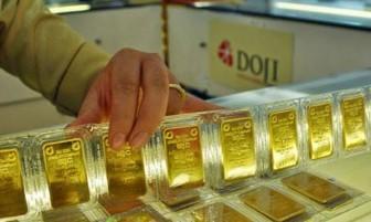 Giá vàng hôm nay 21-10: Chờ tin giờ chót, trồi sụt thất thường