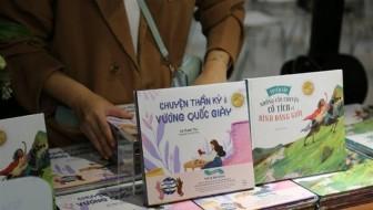 Công bố bộ sách về bình đẳng giới dành cho thiếu nhi