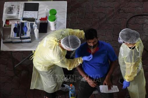 Phát triển thiết bị xét nghiệm COVID-19 qua hơi thở cho kết quả trong 1 phút