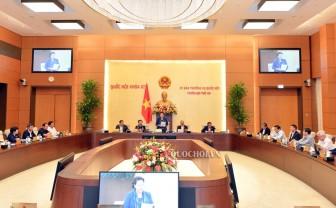 Công bố 10 nghị quyết của Ủy ban Thường vụ Quốc hội