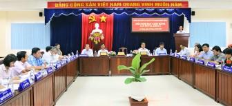 Đảng bộ Khối Cơ quan và Doanh nghiệp tỉnh An Giang nỗ lực vượt khó, phấn đấu thực hiện thắng lợi nhiệm vụ chính trị