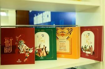 Bộ sách Lục tỉnh cầm ca giới thiệu 4 loại hình nghệ thuật đặc trưng của Việt Nam