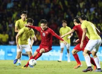 ĐT Việt Nam bị Thái Lan thu hẹp khoảng cách trên BXH FIFA