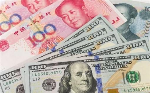 Tỷ giá trung tâm sáng 23-10 tăng 5 đồng