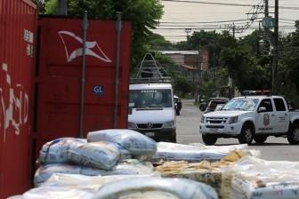 Phát hiện 7 tử thi đang phân hủy trong một container ở Paraguay